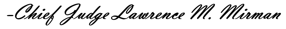 Judge Merman Signature