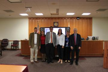 The Nineteenth Judicial Circuit held an Opioid Awareness Presentation on Friday, July 19, 2019