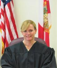 Circuit Judge Metzger
