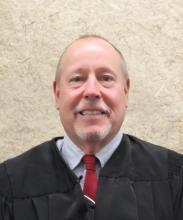 County Judge David Morgan