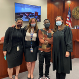 Mental Health Court Graduation
